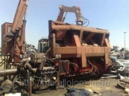Предоставляем услуги: демонтаж, покупка и вывоз металлолома, быстро и надежно!