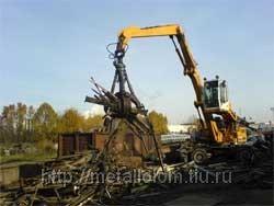 Сдать металлолом в Ногинске. Вывоз металлолома в Ногинске. Демонтаж металлолома в Ногинске.