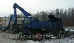 Сдать металлолом в Домодедово. Вывоз металлолома в Домодедово. Демонтаж металлолома в Домодедово.