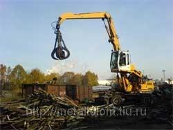Сдать металлолом в Долгопрудном. Вывоз металлолома в Долгопрудном.