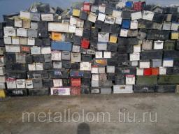 Рынок лома аккумуляторов бу. Сдать лом металла в Домодедово. Купим лом аккумуляторов бу в Домодедово. Вывоз.