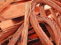 Бронницы. Купим медный лом, вывоз медного металлолома, прием лома меди за наличные в Бронницах. Сдать медь