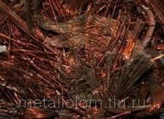 Видное. Купим медный лом, вывоз медного металлолома, прием лома меди за наличные в Видном. Сдать медный лом