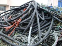 Дедовск. Сдать металлолом, лом аккумуляторов, электропроводку. Москва, МО. интернет кабель, связной кабель бу
