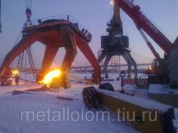 Металлолом закупаем с вывозом. Скупка металлолома дорого. Демонтаж металлолома.