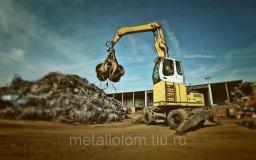 Прием металлолома: высокие цены, оперативная работа. Вывоз металлолома, прием меди.