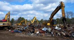 Демонтаж и вывоз металлолома специалистами нашей компании производится быстро и по выгодной цене.