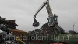 Прием черных металлов в Москве и области, прием кабеля, прием лома цветных металлов