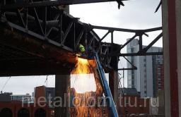 Демонтаж металлолома в Протвино. Демонтаж металлоконструкций в Протвино. Демонтаж металла в Протвино.