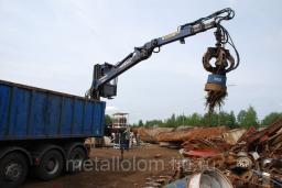Металлолом в Лобне сдать легко и выгодно с фирмой