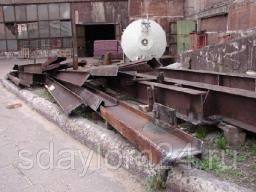 Проблематичность самостоятельного вывоза металлического лома из зон промышленного производства.