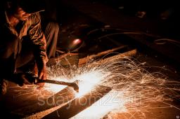 Демонтаж металлоконструкций и покупка металлолома с вывозом. Москва и Подмосковье.