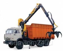 Вывоз строительного мусора и металлолома.