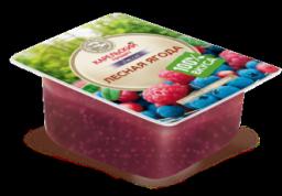 Джем из лесных ягод