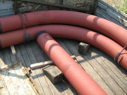 Отвод гнутый 90-57х3,5-150х150х771-R300 ст.20 35 СТО ЦКТИ 321.02-2009