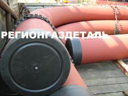 Отвод 90-159х9-500х200х1720-R650 ст.20 045 СТО ЦКТИ 321.02-2009