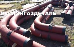 Отвод 60-159х9-125х250х1055-R650 ст.20 044 СТО ЦКТИ 321.02-2009