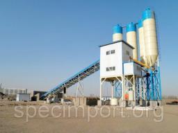 Бетонный завод (БСУ) Fangyuan HZS25