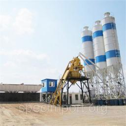 Бетонный завод (БСУ) Fangyuan HZS35