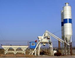 Бетонный завод (БСУ) Fangyuan HZS50Z