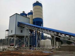 Бетонный завод (БСУ) Fangyuan HZS60