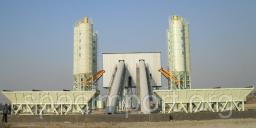Бетонный завод (БСУ) Fangyuan HZS90