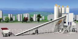Бетонный завод (БСУ) Fangyuan HZS120