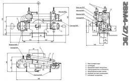 Компрессор 2ВМ4-24/9С, запасные части к компрессору 2ВМ4-24/9С