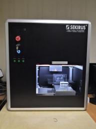 Лазерный станок для нанесения гравировки внутри стекла SEKIRUS P0505M-801AB1