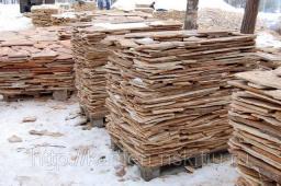 Плитняк камень природный