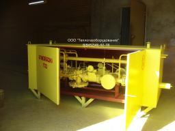 Газовая станция ГСГО-100