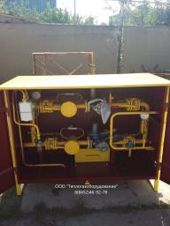 Газорегуляторный пункт шкафной ГРПШ-02-2У1