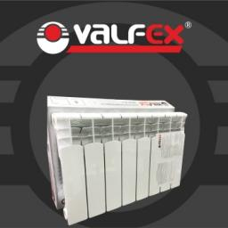 Радиаторы биметаллические VALFEX OPTIMA 500*80 8 cек,