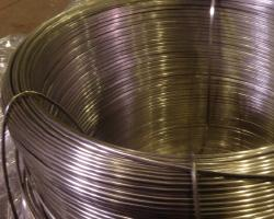Поставка шплинтовой проволоки полукруглого сечения для изготовления шплинтов