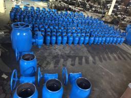 Производим краны шаровые цельносварные под приварку 11с31п Ду50