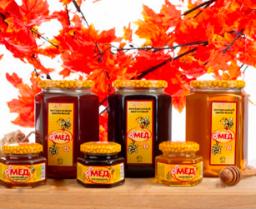 мёд натуральный фасованный Донниковый 250 гр. в ст/б
