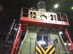силовая головка для модернизации паровоздушного молота
