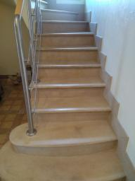 Ступени для лестниц из стеклофибробетона от производителя