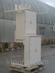 Мачтовая подстанция КТПм 25 кВа
