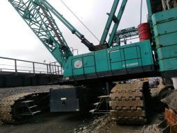 Аренда гусеничного крана LIEBHERR LR 1160 г/п 160 тонн