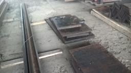 Лист / плита / сталь 65г 40 мм