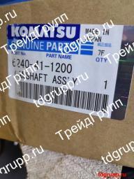 6240-41-1200 Распредвал Komatsu SA6D170E-3