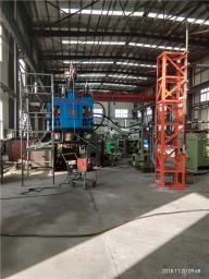Модернизации паровоздушного ковочного молота силовой головкой электрогидравлической