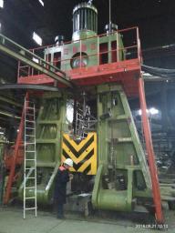 услуга для преобразования паровоздушного штамповочного молота МА2147