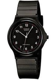 Японские наручные  мужские часы Casio MQ-24-1B. Коллекция Analog