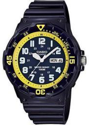 Японские наручные  мужские часы Casio MRW-200HC-2B. Коллекция Analog