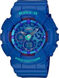 Японские наручные  женские часы Casio BA-120LP-2A. Коллекция Baby-G