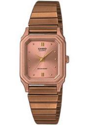 Японские наручные  женские часы Casio LQ-400R-5A. Коллекция Analog