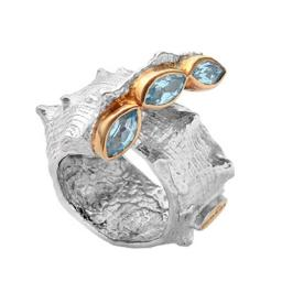 Серебряное кольцо  1173t