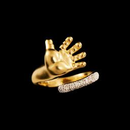 Золотое кольцо  12160